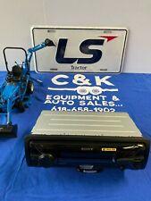 LS Tractor Radio Kit. (Sony Head Unit, Bracket, Harness)