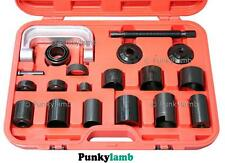 22 Pc Heavy Duty Universal Ball Joint Removal Install Service Garage Tool Kit