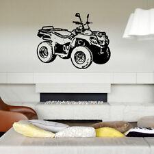 Wall Decal Sticker Bedroom Nursery ATM car dirt sport ride wheels roads bo2897