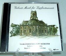 SAARLÄNDISCHES ZUPFORCHESTER - Galante Musik für Zupfinstrumente ? 1991 tgf Reco