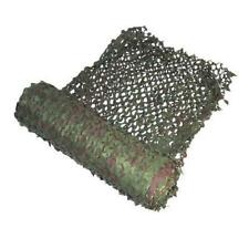 3.5M X 1.5M CAMO NET SHOOTING HUNTING HIDE WOODLAND STEALTH CAMOUFLAGE NETTING