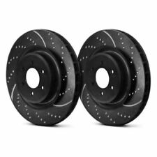EBC Brakes 3GD Rear Brake Rotors (Pair) For Chevrolet 07-18 Silverado 1500