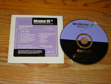 WILSON PHILLIPS - GREATEST HITS / ADVANCE-ALBUM-CD 2000 (IM CARDSLEAVE)