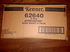 Vintage Kenner Star Wars Action Masters 6 pack Shipping carton box 94 very RARE