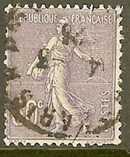 "FRANCE TIMBRE STAMP N° 200 "" TYPE SEMEUSE LIGNEE, 60 C LILAS "" OBLITERE TB"