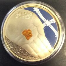 2004 150th anniversary eureka stockade $5 coin