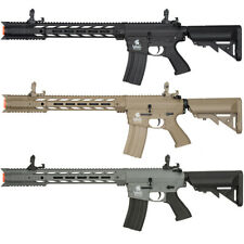 Lancer Tactical Gen2 M4 Interceptor SPR Airsoft Rifle Battery & Charger LT-25