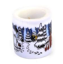Winter Wald 8cm Moomin Kerze