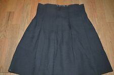 BEAUTIFUL EMPORIO ARMANI FASHION PLEATED SKIRT GRAY 10 44