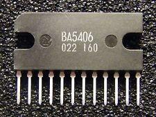 2x BA5406 2x5W Stereo Power Amplifier, Rohm