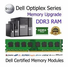 Mémoires RAM DDR3 SDRAM Dell avec 2 modules