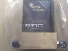 Aera Mass Flow Controller FC-7810CU SIH4 (Silane) 5SLM Refurbished Calibrated
