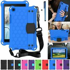 """For Samsung Galaxy Tablet A 8"""" T290 T295 Kids Foam EVA Handle Stand Case Cover"""