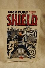 Nick Fury Agent Of SHIELD SC RARE 1st Printing Marvel Comics 2000