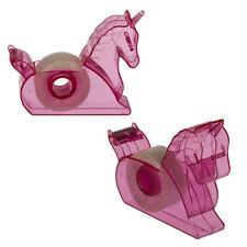 Klebeband Abroller Einhorn Rosa Pink Klebebandabroller Spender Dekoration Büro
