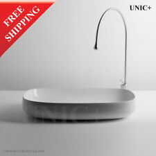 Modern Bathroom Sink Porcelain Ceramic Vessel Sink, Bathroom Sink Bowl, BVC009L