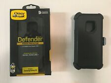 NEW: OtterBox Defender Series Black Case - Samsung Galaxy S9