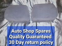 Ford Laser 2001 Original Headrest Pair