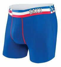 NEW SAXX VIBE Men's Boxer Underwear USA | SMALL 30-32 | SXBM37 USA