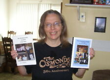 The Osmonds and Me books -2-pack-Discounted!