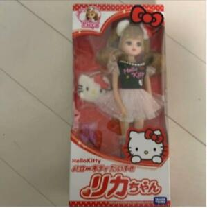 TAKARA TOMY Sanrio Hello Kitty x Licca Doll Collaboration From JAPAN Licca-chan