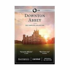 Downton Abbey: Complete Series Collection (DVD, 22-Disc Set, Seasons 1-6)