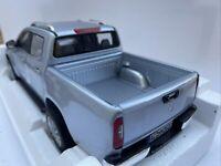 NOREV 183420 MERCEDES BENZ X Class diecast model pickup car Silver 2017 1:18th