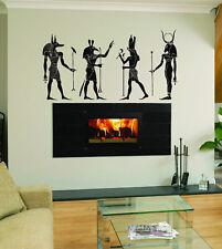 Wall Decal Vinyl Sticker Bedroom Egypt Culture Gods Pharaoh Ra Sphinx Art bo2443