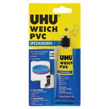 (17,63 € / 100 g) NEU UHU Spezialkleber für Weich PVC , 30g