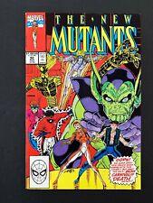 THE NEW MUTANTS #92 MARVEL COMICS 1990 VF/NM
