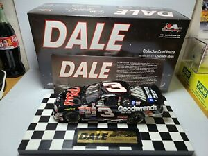 """1998 Dale The Movie #3 GM Goodwrench """"The 500"""" 1:24 NASCAR Action Die-Cast MIB"""