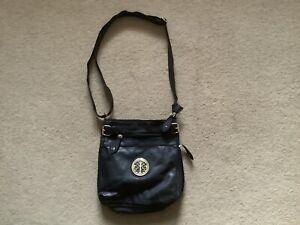 Black Across Body Bag