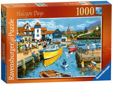 HALCYON DAYS 1000 PIECE JIGSAW PUZZLE RAVENSBURGER
