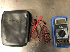 Matco Tools Kal Equip 2204 Diagnostics Mulitimeter