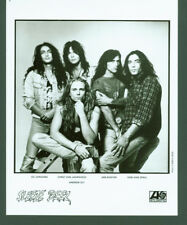 Sleeze Beez rare press photo Glam Metal Don Van Spall Jan Koster Ed Jongsma