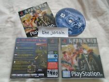 Road Rash Jailbreak PS1 (COMPLET) Classic Sony Playstation rare moto