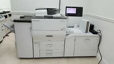 Ricoh Pro C5100S Color Laser Production Printer w/ Booklet Finisher Fiery 65ppm,