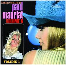Paul Mauriat & His Orchestra Le Grand Orchestre de Paul Mauriat - Vols.3 & 6