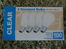 (24) 100 WATT LIGHT BULBS INCANDESCENT TABLE LAMP OFFICE READING SEWING