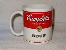Campbell's Soup Porcelain Ceramic Mug Coffee Cup