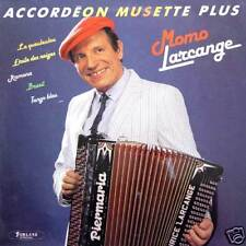 MOMO LARCANGE Accordéon Musette Plus LP
