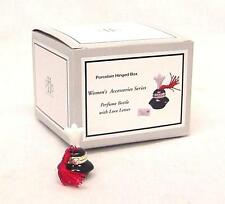 Perfume Bottle with Love Letter PHB Porcelain Hinged Box  Midwest Cannon Falls