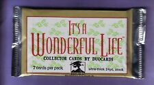 Duo Cards It's A Wonderful Life Collector Cards Pack!