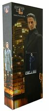 1:6 TTL MALE IN BLACK LONG WINTER COAT TT-68032 ACTION FIGURE