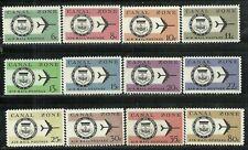 U.S. Possession Canal Zone Airmail stamp scott c42/c53 - mnh issues - set #12