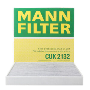 Mann CUK 2132 Cabin Air Filter For Benz Smart FORTWO Coupe Cabrio A4518300018