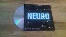 CD Indie Anna Aaron - Neuro (12 Song) Promo TWO GENTLEMEN cb