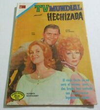 1972 BEWITCHED comic HECHIZADA #2 FOREIGN RARE photo cover ELIZABETH MONTGOMERY