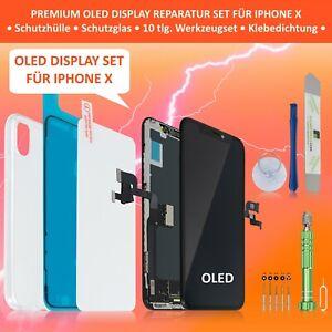 Ersatz LCD iPhone X OLED Display Retina HD Bildschirm 3D Touch Screen - X 10 NEU