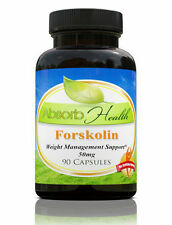 Forskolin Weight Management and Fat Burner 90 Capsules 50 mg Per Capsule